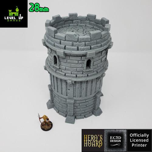 Wintertide Watch Tower