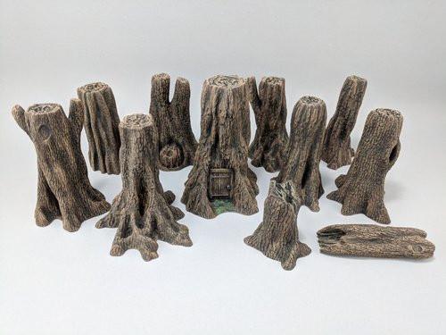 10 Pcs Tree Kit