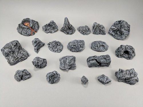 20 Pcs Rock Kit