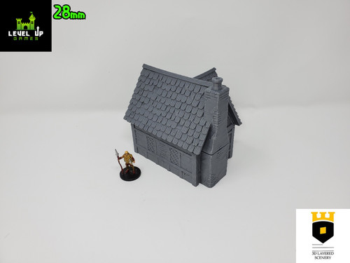 Medium Civilian House