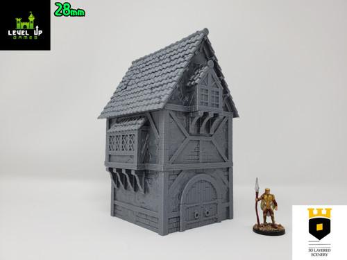 Blacksmith House