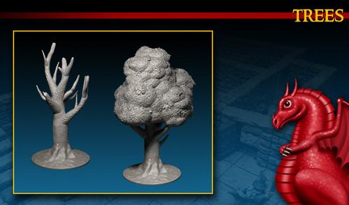 6 pcs Tree Kit