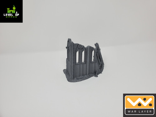 Small Ruins Piece