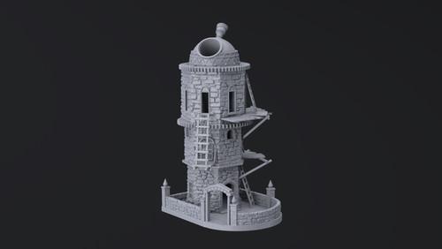 The Observatorium