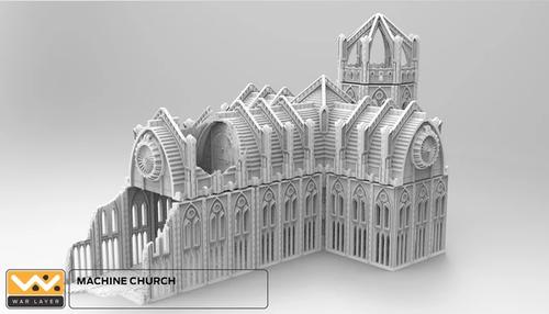 Gothic Machine Church