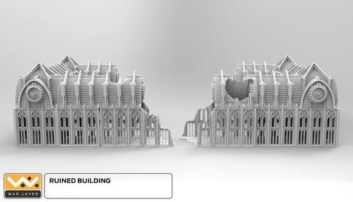 Gothic Large Building