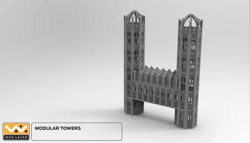 Gothic Modular Tower