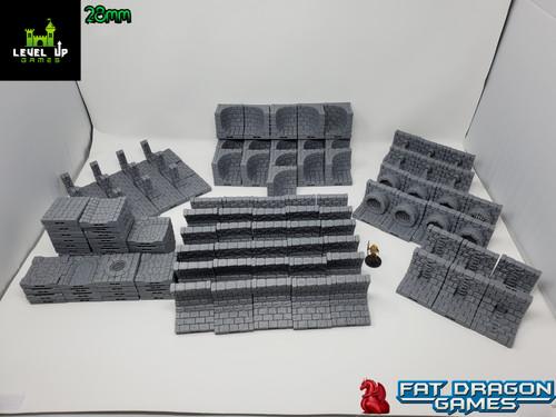 120 Pcs Sewer Kit