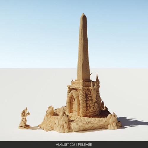 Cursed Obelisk
