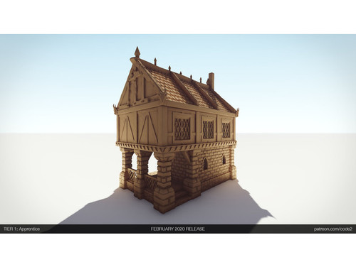 Small Merchant House