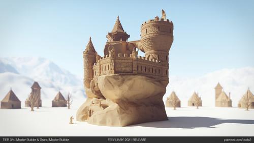 Swallow Tor Castle