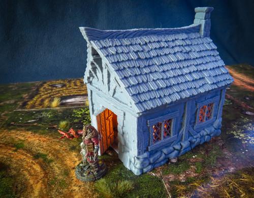 Small House - City of Tarok