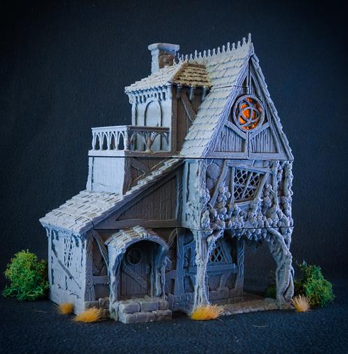 Healer's House