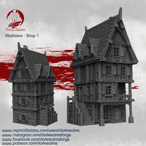 Vladistov Shop 1
