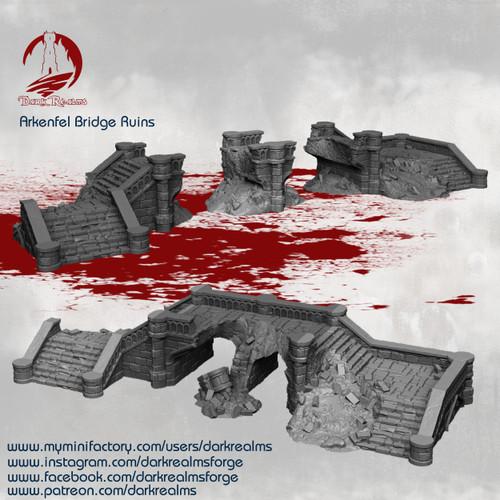 Arkenfel Bridge Ruins