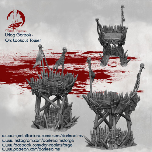 Urlag Orc - Lookout Tower