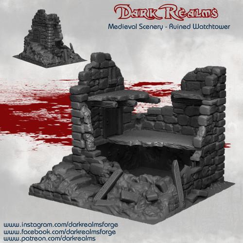 Ruined Watchtower