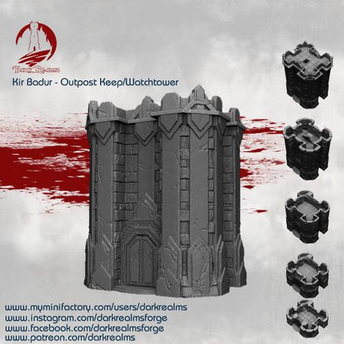 Dwarf - Watchtower