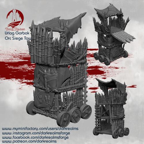Urlag Orc - Siege Tower