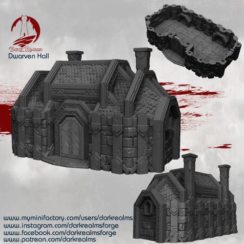 Dwarf - Hall
