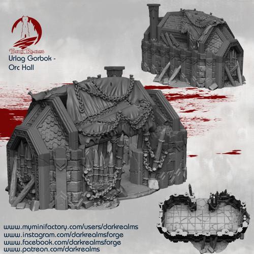 Urlag Orc - Hall