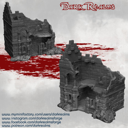 Arkenfel House 1 Ruins