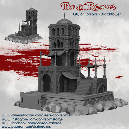 City or Corsairs Watchtower