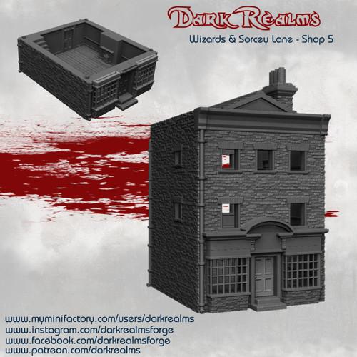 Victorian Shop 5