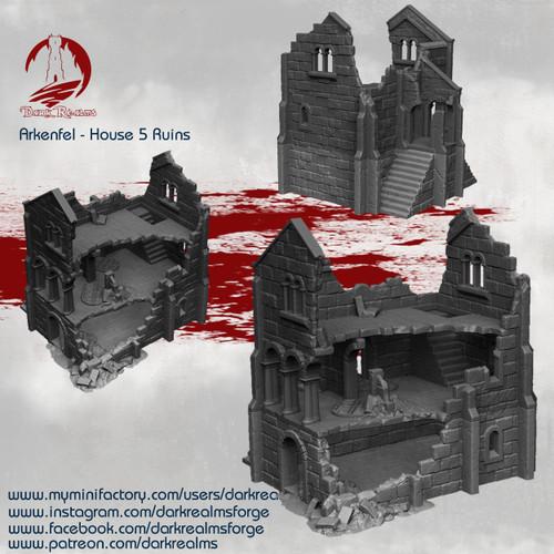 Arkenfel House 5 Ruins
