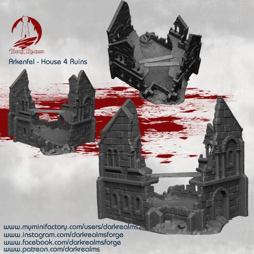 Arkenfel House 4 Ruins