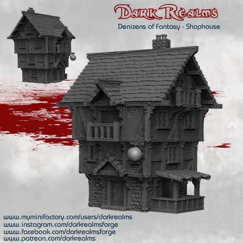 Fantasy Shophouse
