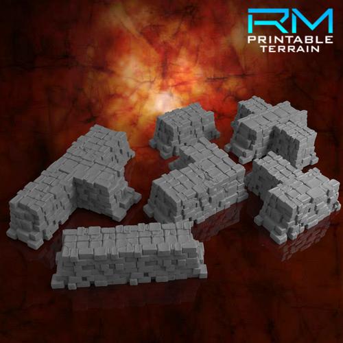 Stormguard Defense Walls