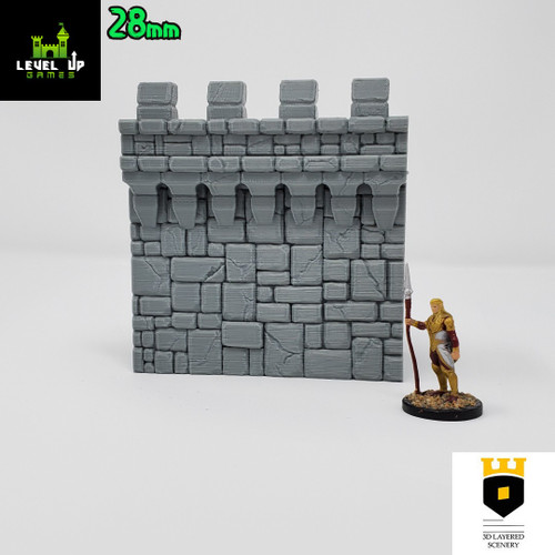 Build Your Own Castle Walls