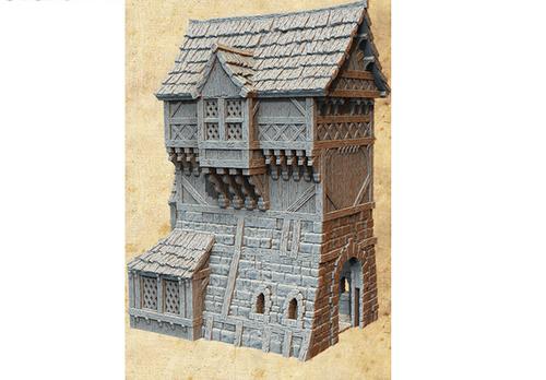 Large Commoner House