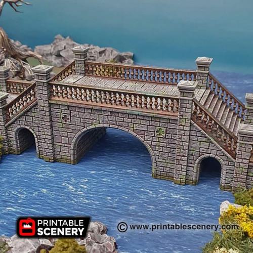 Shadowfey - Arcanist Stone Bridge