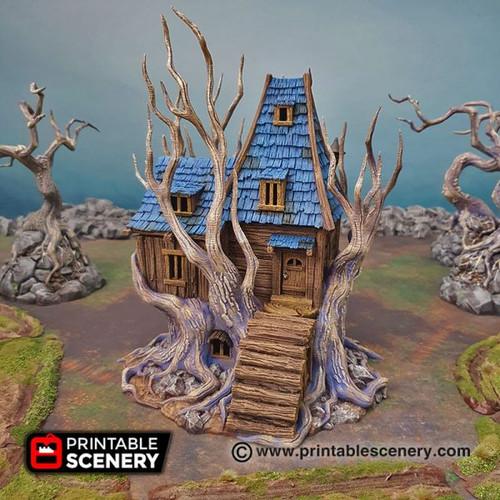 Shadowfey - Feywild Cabin