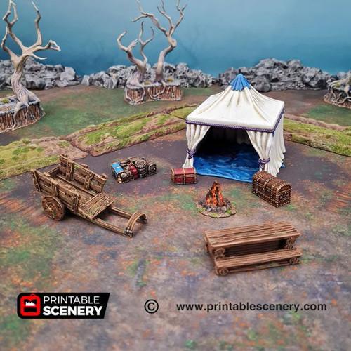 Shadowfey - Travelers Camp 2