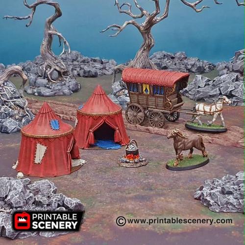 Shadowfey - Travelers Camp 1