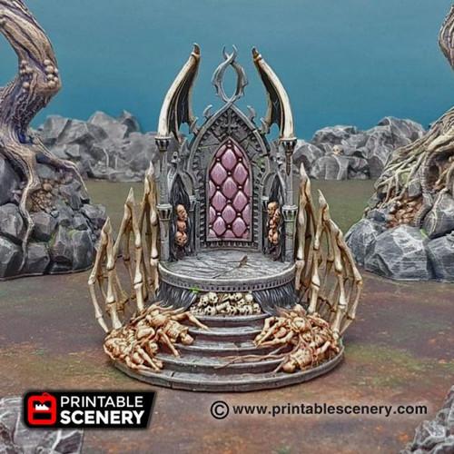 Shadowfey - The Shadow Throne