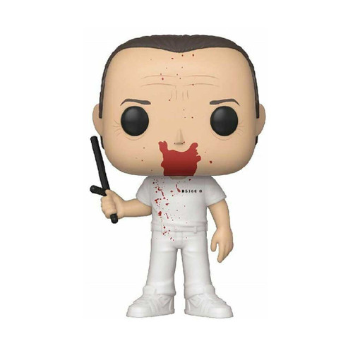 Silence of the Lambs Hannibal Lector Bloody Pop! Vinyl Figure #788