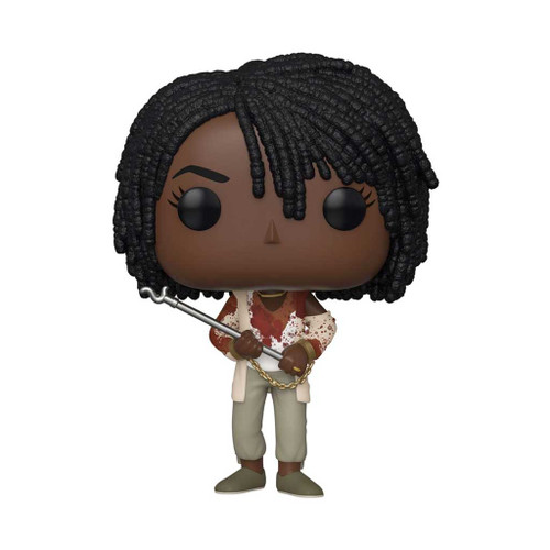 Jordan Peele's Us Adelaide with Chains and Fire Poker Pop! Vinyl Figure #835