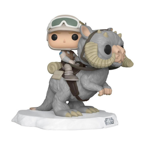 Star Wars The Empire Strikes Back Luke Skywalker with Tauntaun Deluxe Pop! Vinyl Figure #366