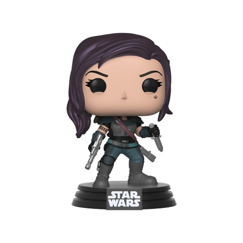 Star Wars The Mandalorian Cara Dune Pop! Vinyl Figure #327