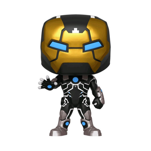 Marvel Iron Man Model 39 Glow in the Dark Pop! Vinyl Figure #555