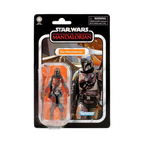 Star Wars The Vintage Collection The Mandalorian Action Figure Kenner