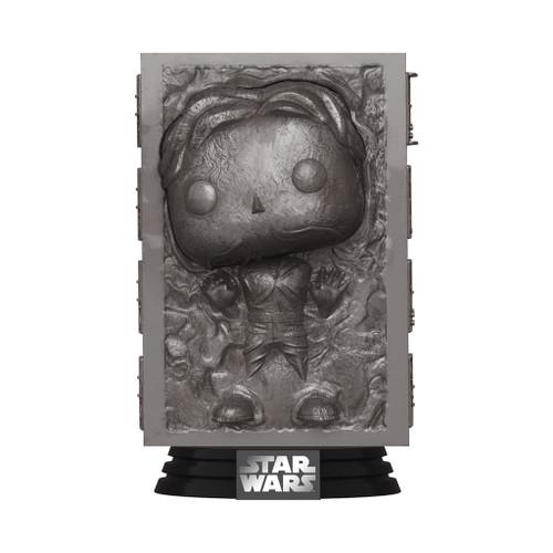 Star Wars The Empire Strikes Back Han Solo Carbonite Pop! Vinyl Figure #364