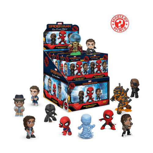 Spider-Man: Far From Home vinyl figure