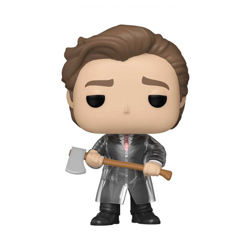 American Psycho Patrick with Axe Pop! Vinyl Figure #942
