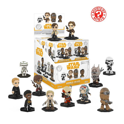 Solo A Star Wars Story Mystery Minis Figures