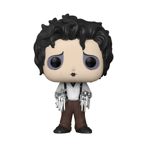 Edward Scissorhands Edward in Dress Clothes Pop! Vinyl Figure #980